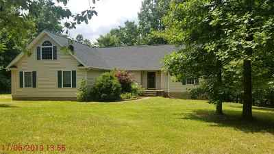 Greene County Single Family Home For Sale: 275 Blue Ridge Rd