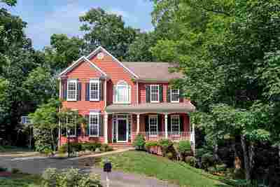 Charlottesville Single Family Home For Sale: 971 Laurel Glen