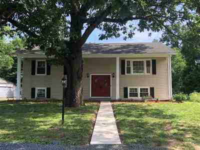 Single Family Home For Sale: 1569 Patterson Mill Rd