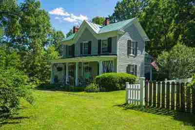 Albemarle County Single Family Home For Sale: 549 Link Evans Ln
