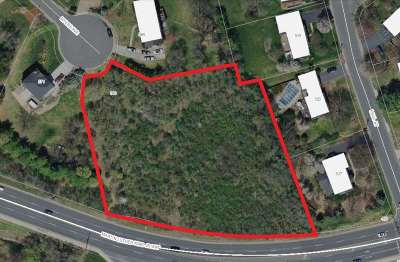 Harrisonburg Lots & Land For Sale: 581 Myers Ave
