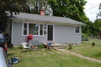 Harrisonburg City County, Harrisonburg County Single Family Home For Sale: 150 Ashby Ave