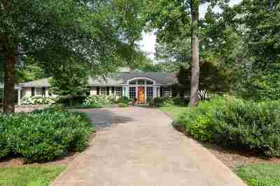 Charlottesville VA Single Family Home For Sale: $1,945,000