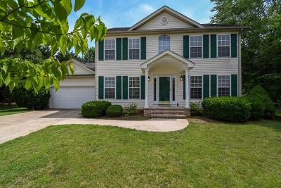 Single Family Home For Sale: 530 Wyndham Hill Dr