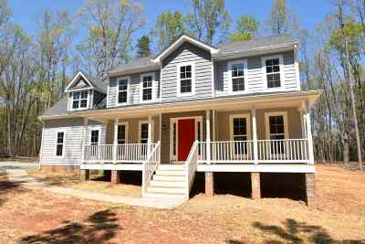 Louisa County Single Family Home For Sale: Lot 57 Pine Crest Dr