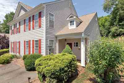 Charlottesville Townhome For Sale: 1176 Rustic Willow Ln