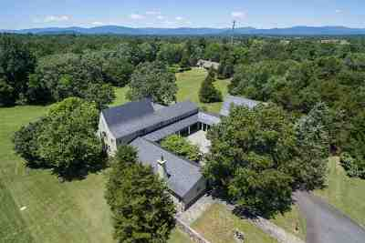 Albemarle County Single Family Home Sold: 3114 Barracks Rd