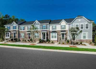 Albemarle County Townhome For Sale: 104d Steamer Dr