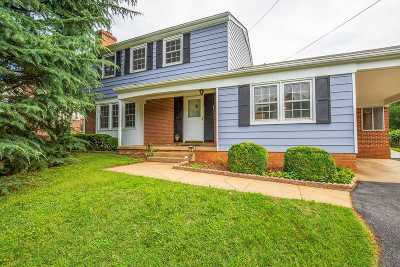 Charlottesville VA Single Family Home For Sale: $352,000