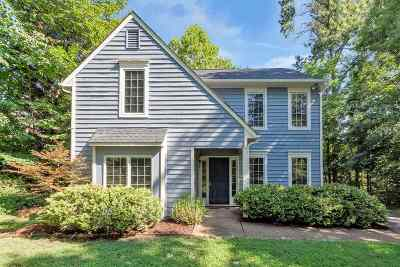 Charlottesville VA Single Family Home For Sale: $315,000