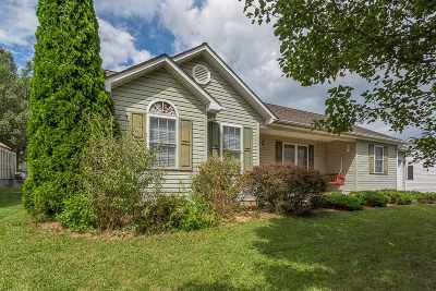 Augusta County, Rockingham County Single Family Home For Sale: 72 Brendan Ln