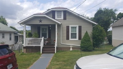 Staunton Single Family Home For Sale: 230 Thompson St