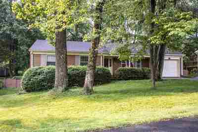 Charlottesville VA Single Family Home For Sale: $389,900