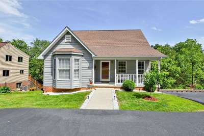 Charlottesville VA Single Family Home For Sale: $359,900