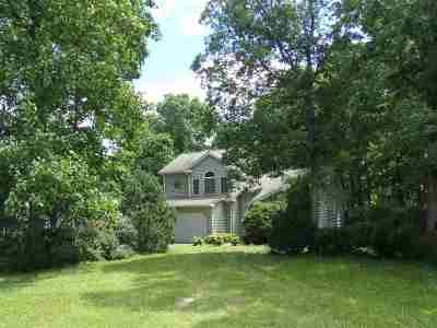 Augusta County Single Family Home For Sale: 344 Cooper Dr