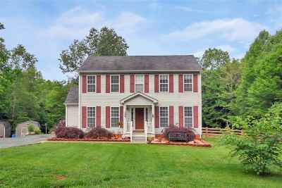Louisa County Single Family Home For Sale: 324 Roni Ln
