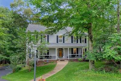 Charlottesville VA Single Family Home For Sale: $487,000