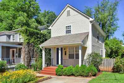 Charlottesville VA Single Family Home For Sale: $299,000