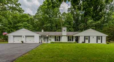 Staunton Single Family Home For Sale: 1075 Stuarts Draft Hwy
