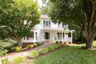 Albemarle County Single Family Home For Sale: 1191 Fox Horn Ct