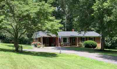 Madison County Single Family Home For Sale: 3119 Oak Park Rd