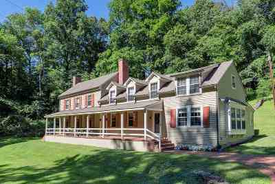 Albemarle County Single Family Home For Sale: 6562 Rockfish Gap Tpke