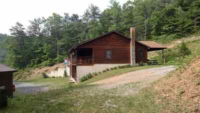 Augusta County Single Family Home For Sale: 2648 Hankey Mountain Hwy