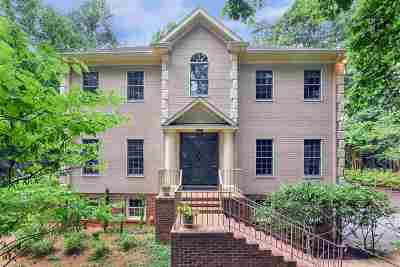 Charlottesville VA Single Family Home For Sale: $599,500