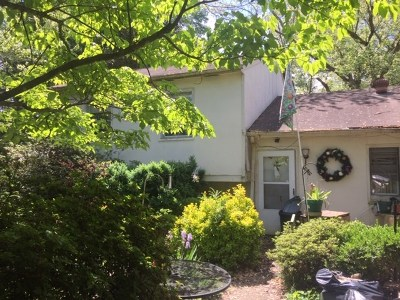 Charlottesville VA Single Family Home For Sale: $113,500