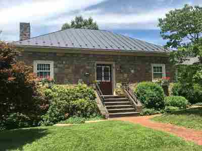 Charlottesville VA Single Family Home For Sale: $782,000