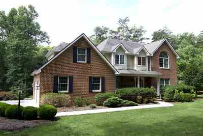 Albemarle County Single Family Home For Sale: 8455 Signal Hl