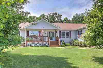 Fluvanna County Single Family Home For Sale: 67 Partridge Berry Ln