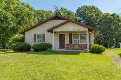 Grottoes Single Family Home For Sale: 13275 Port Republic Rd