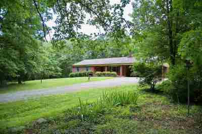 Albemarle County Single Family Home For Sale: 6919 Esmont Rd