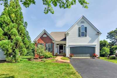 Albemarle County Single Family Home For Sale: 1359 Courtyard Dr
