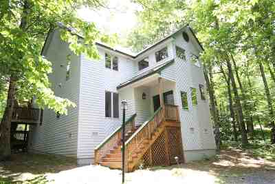 Nelson County Single Family Home For Sale: 1219 Blue Ridge Dr