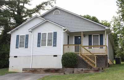 Staunton Single Family Home For Sale: 113 Baylor St