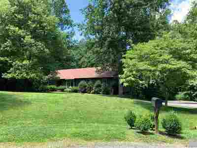 Albemarle County Single Family Home For Sale: 1190 Fox Ridge Dr