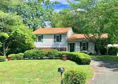 Albemarle County Single Family Home For Sale: 1630 Redwing Ln