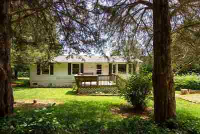 Single Family Home For Sale: 8675 Little York Hts