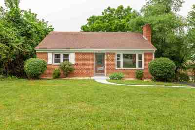 Waynesboro Single Family Home For Sale: 817 Florence Ave