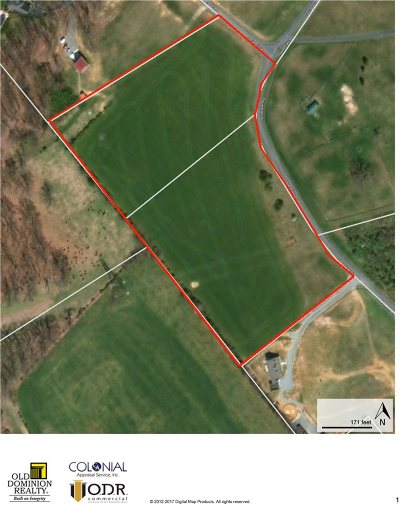 Staunton Lots & Land For Sale: Lot Equestrian Dr