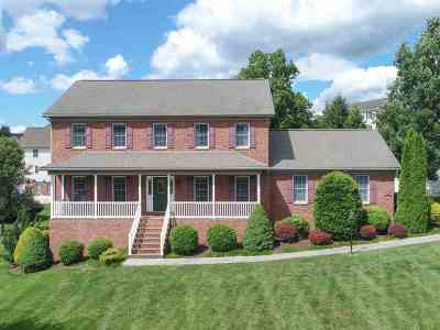 Rockingham County Single Family Home For Sale: 2980 Brookshire Dr