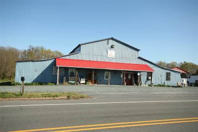 Buckingham County Lots & Land For Sale: 23878 James Madison Hwy