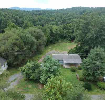 Albemarle County Single Family Home For Sale: 2971 Morgantown Rd