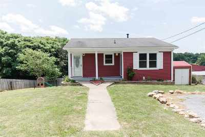 Staunton Single Family Home For Sale: 318 Amherst Rd