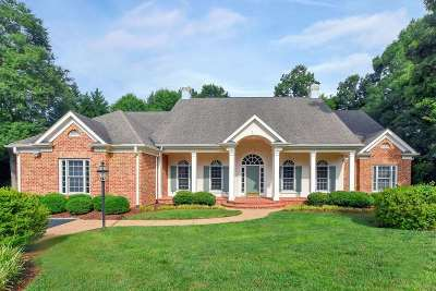 Glenmore (Albemarle), Keswick Farms, Keswick Estate, Keswick Royal Acres Single Family Home For Sale: 3290 Melrose Ln