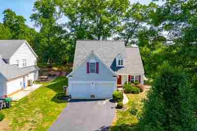 Albemarle County Single Family Home For Sale: 2519 Brandermill Pl
