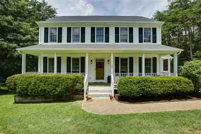 Louisa County Single Family Home For Sale: 102 Chapel Way