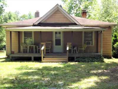 Albemarle County Single Family Home For Sale: 4409 Bunker Hill Rd